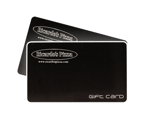 Ricardo's Pizza Gift Cards